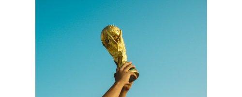 Goud en de Wereldbeker Voetbal