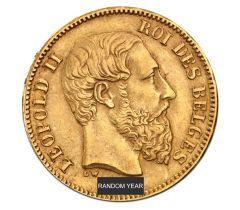 20 belgische frank - belgische louis