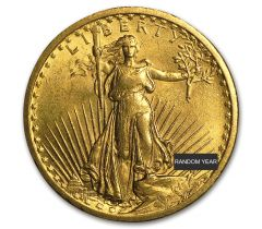 20 Amerikaanse Dollar - Double Eagle - Saint-Gaudens