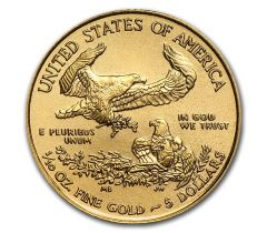 American Eagle - 1/10 troy ounce