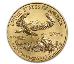 Aigle américain - 1/4 once troy