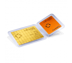Gold bar 50 x 1 gram Combibar - Valcambi