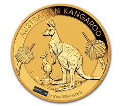 Kangaroo - 1/10 troy ounce