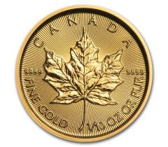 Maple Leaf - 1/10 troy ounce