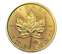 Maple Leaf - 1 troy ounce
