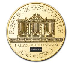 Vienna Philharmonic - 1 troy ounce