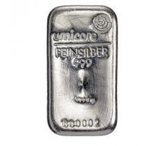 Silver bar 1 kilogram - Umicore
